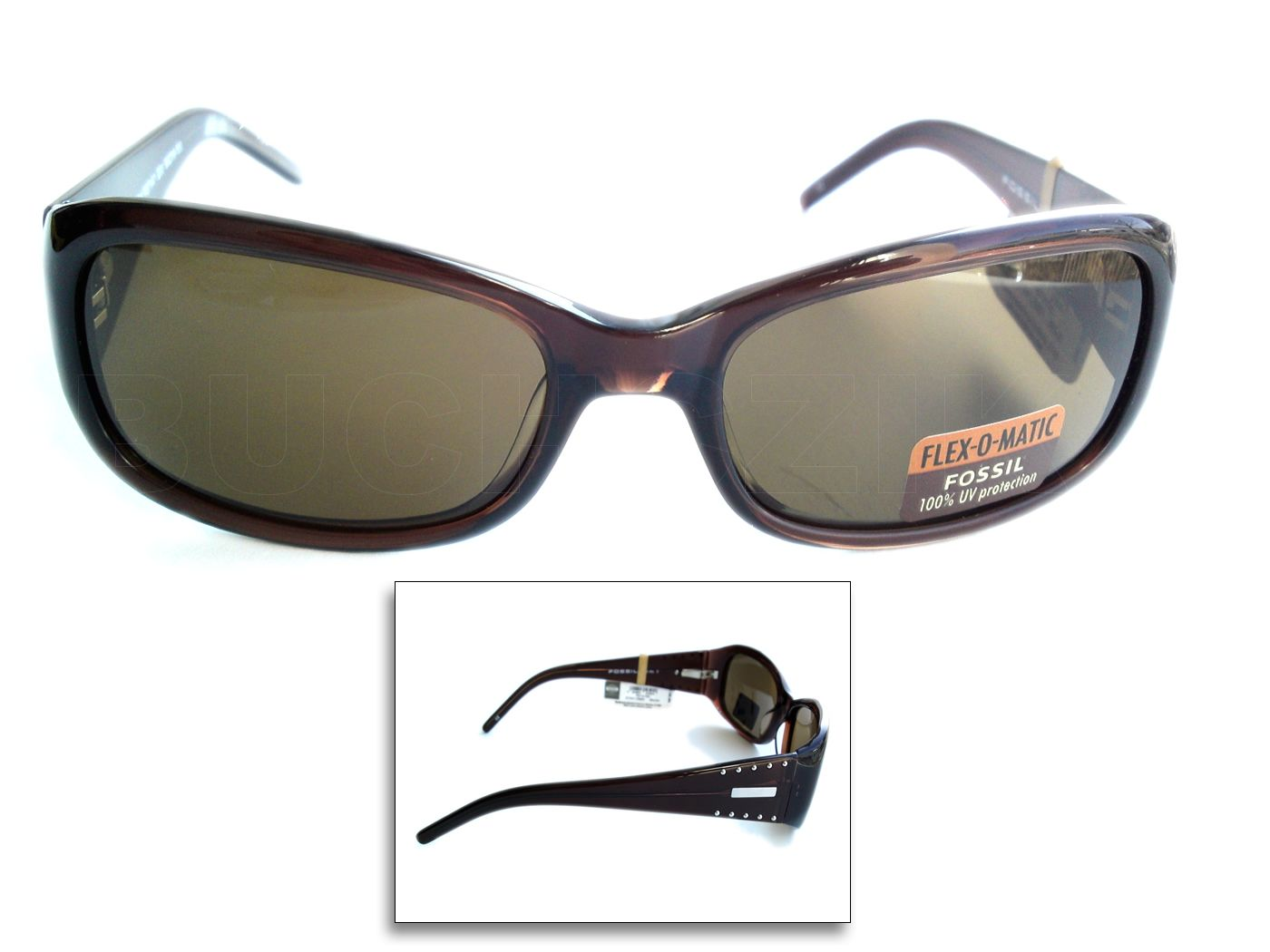 fossil damen sonnenbrille