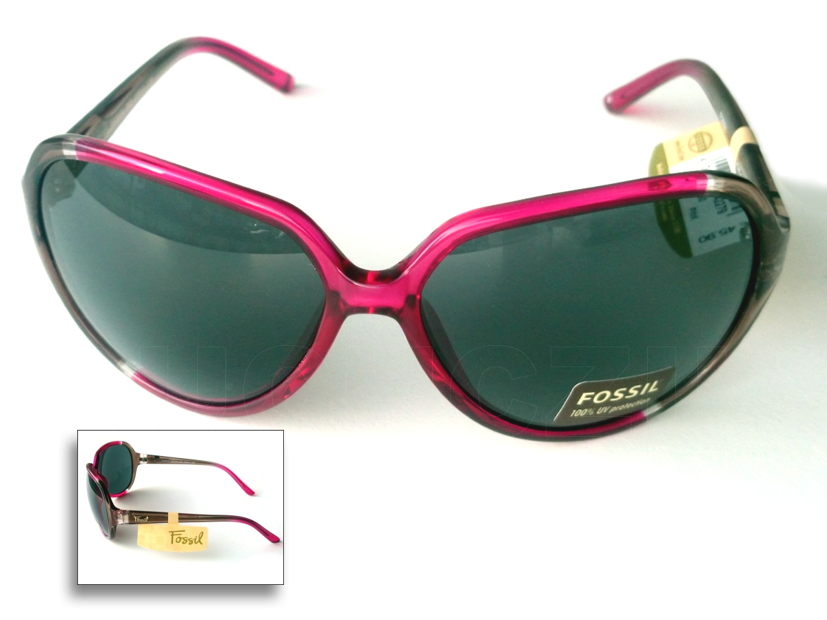 fc4c53742e8 FOSSIL SONNENBRILLE SUNGLASSES FAIRFAX ELLIS BEACH CARSON CITY DAMEN WOMEN