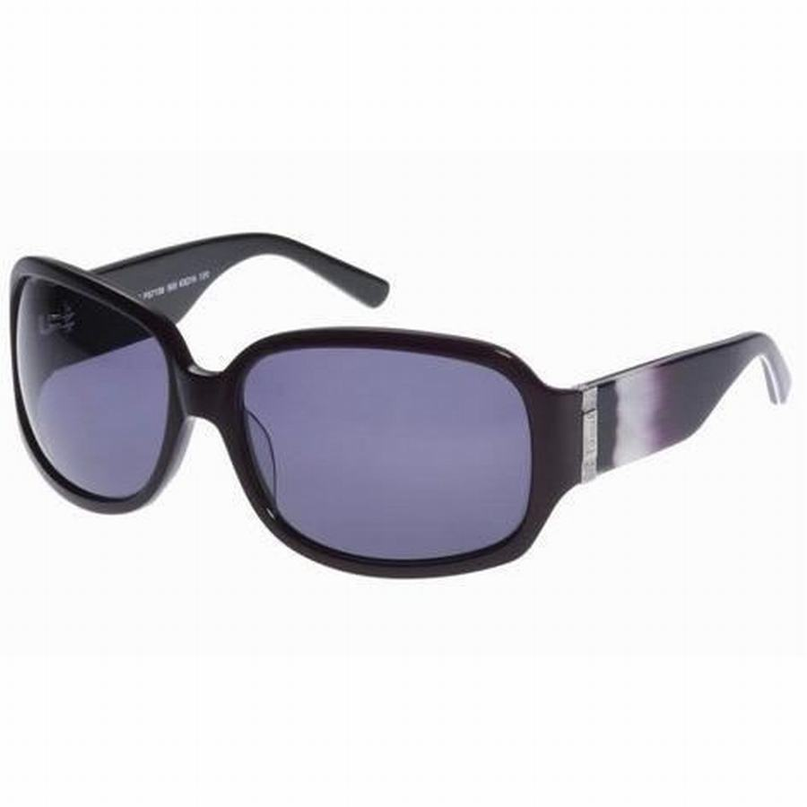 fossil damen sonnenbrille evanston dark purple ps7156500. Black Bedroom Furniture Sets. Home Design Ideas